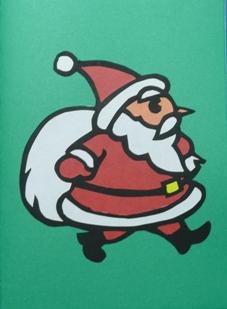 切り絵・クリスマスカード1060443.jpg