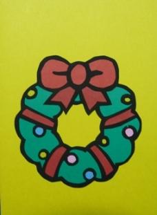 切り絵・クリスマスカード1060446.jpg