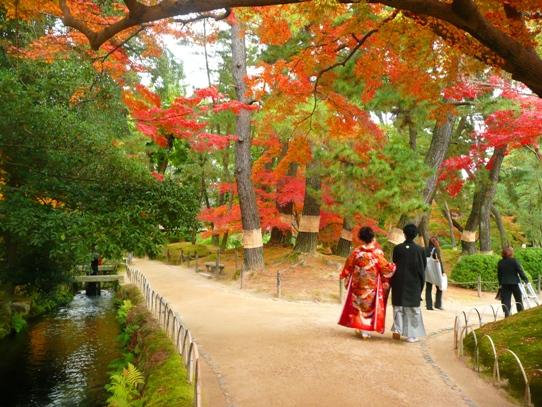 後楽園の紅葉1050327.jpg