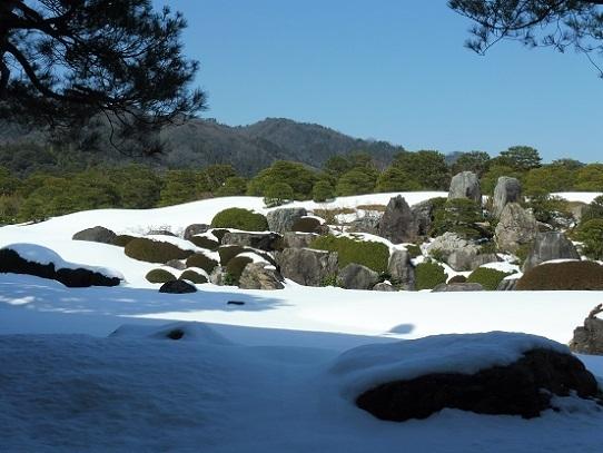 足立美術館雪の庭園1200112.jpg